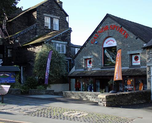 GAYNOR SPORTS<br />AMBLESIDE
