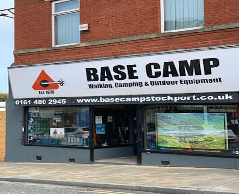 BASECAMP<br />STOCKPORT