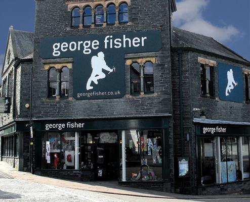 GEORGE FISHER<br />KESWICK