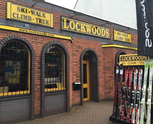 LOCKWOODS<br />LEAMINGTON SPA