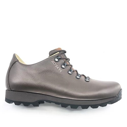 Jorvik Trail Military Shoe - M.O.D. BROWN