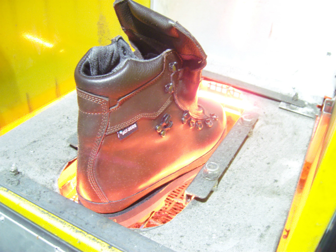 Making the Boot