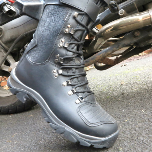 hiking motorcycle boots